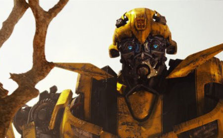 Transformers 2. (C) Paramount Pictures