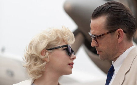 My Week with Marilyn. (C) The Weinstein Company. Fotó: Laurence Cendrowicz.