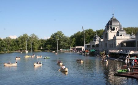 Citypark Boating Lake