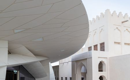 (fotó: Iwan Baan/National Museum of Qatar)